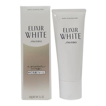 エリクシール ホワイト クレンジングフォーム 薬用洗顔フォーム 145g
